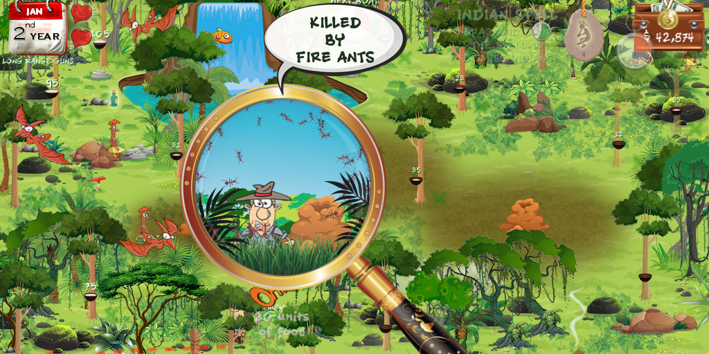 Rubber Boom - Fireants Adventure