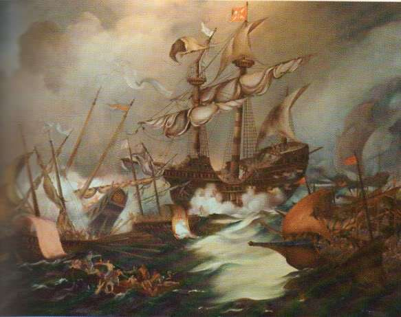 Battle Of Diu