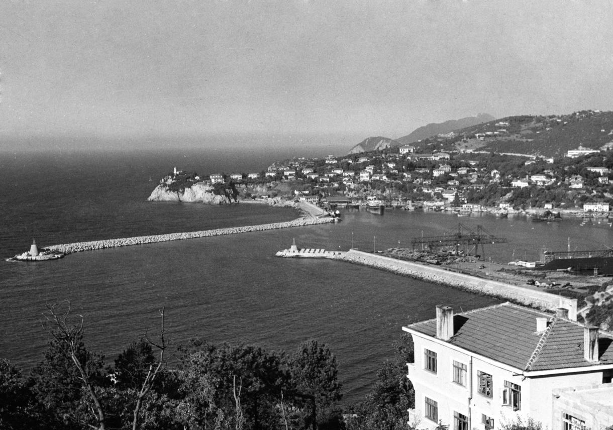 Zonguldak in 1977 - the year we started to live there